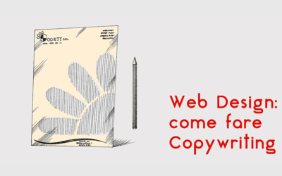 Web Design: anche il Copywriting è importante!
